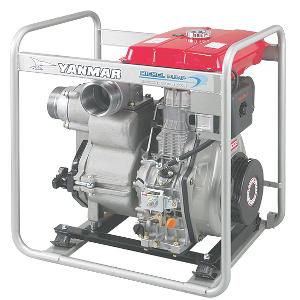 Мотопомпа для сильнозагрязненной воды YDP20TN
