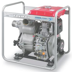 Мотопомпа для сильнозагрязненной воды YDP30TN