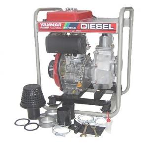 Мотопомпа для сильнозагрязненной воды YDP40TN